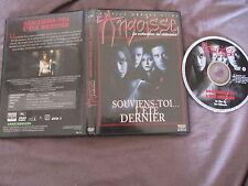 Souviens-toi... l'été dernier de Jim Gillespie, DVD, Horreur/Slasher