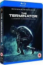 The Terminator Blu-ray DVD Region 2