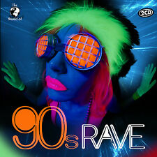 CD 90s Rave Anthems von Various Artists 2CDs