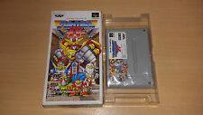 SD GREAT BATTLE 4 // JEU NINTENDO SUPER FAMICOM