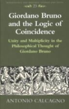 GIORDANO BRUNO AND THE LOGIC OF COINCIDENCE - NEW HARDCOVER BOOK