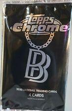 2020 Topps Chrome Ben Baller Edition Baseball Hobby Pack~Robert, Arozarena auto?