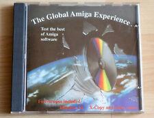 The Global Amiga Experience - Amiga/Commodore/PC/MAC CD-ROM