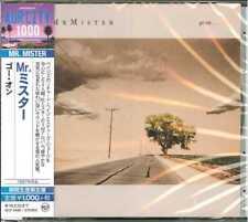 MR. MISTER-GO ON-JAPAN CD Ltd/Ed B63