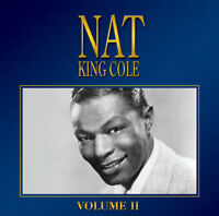 Nat King Cole (Vol 2 best of greatest hits) CD Album New genuine rare UK stock