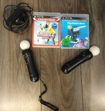 ++ Playstation Move Controller 2er Set + Starter Disc und Sports Champions 2 ++