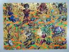 Super Dragon Ball	Heroes UM2	CP SR Common & Rare 62 cards complete set