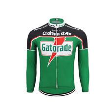 Thermal Fleece gatorade  Cycling Jerseys Cycling long Sleeve Jersey