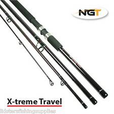 X-TREME 9FT 4PC Travel Fishing Rod Ideal Versatile Rod any course or light sea