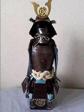 Japanese Samurai Armor vest helmet ornament Oda Nobunaga Sengoku period
