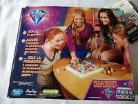 """jeux bejeweled de hasbro """"aligner les diamants"""" 8 ans et plus"""