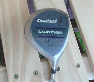 Cleveland Launcher III-S right hand 3 wood