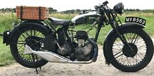 1932 BSA W32-6 , lovely post vintage 500cc, excellent runner V5C - NO RESERVE!