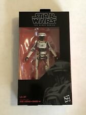 Star Wars The Black Series #72 Action Figure - L3-37 - Solo: A Star Wars Story