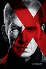 X-MEN DAYS OF FUTURE PAST MOVIE POSTER 2 Sided ORIGINAL Advance Ver A VF 27x40