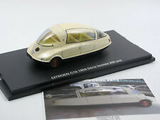 FRANSTYLE 005 by Momaco - Citroen C10 Coccinelle Concept Car 1956 1:43