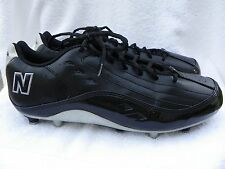 Mens New Balance MF890LK, Low, Football Cleats, U.S. Size 11, Black
