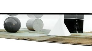 Metafora by Martinelli Italy design Massimo Vignelli year '70 first edit table
