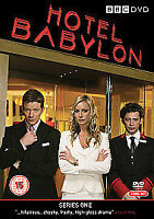 Hotel Babylon - Series 1 - Complete (DVD, 2007, 3-Disc Set) NEW SEALED