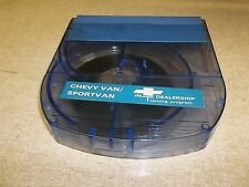 Technicolor Super 8mm Cartridge Chevy Dealer Training Chevy Van Sportvan