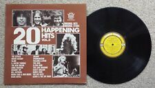 20 HAPPENING HITS VOL 2 - OZ MAJESTIC LABEL LIMITED COLLECTORS COMPILATION LP