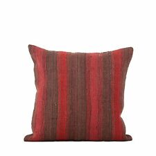 """22"""" x 22"""" Pillow Cover Kilim Pillow Cover VINTAGE FAST Shipment With UPS 08244"""