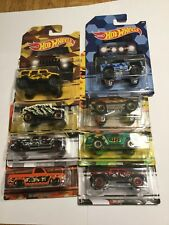 2016 HOT WHEELS CAMOUFLAGE COMPLETE SET OF 8