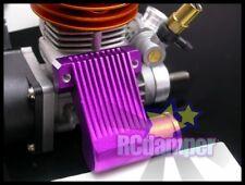 ALUMINUM ENGINE SIDE EXHAUST PIPE HEADER P 1/10 TAMIYA KYOSHO HPI 12 15 18 R/C