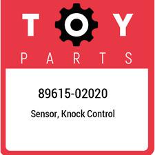 89615-02020 Toyota Sensor, knock control 8961502020, New Genuine OEM Part