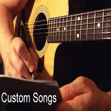 ♫ A CUSTOM SONG - MAKES A GREAT GIFT !