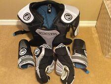Stx Maverick Lacrosse Shoulder Arm Pads Gloves Youth Size L
