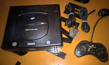 # SEGA SATURN 2g + PAD + ALIMENTAZIONE + CONNETTORE TV-RegionFree + 50/60hz - TOP #