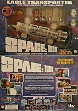 """Seize 12 SPACE 1999 12"""" Eagle """"Nouvel Adam Nouvelle Eve"""" New diecast metal model"""