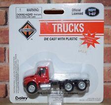 Boley International Semi-Tractor Red RETIRED 1:87 scale 4101-1