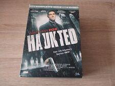 HAUNTED - US-Mystery Serien Hit  4 DVD