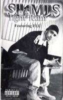 Shamus Tight Team Rap Hiphop Cassette Tape Single New Sealed