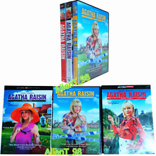 Agatha Raisin : The Complete Series Season 1-3 DVD Box Set 9-Disk New & Seal USA