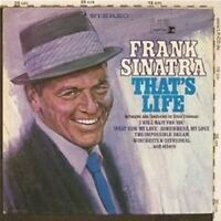 "FRANK SINATRA ""THAT´S LIFE"" CD NEU"