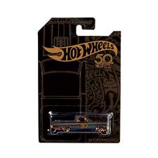 Mattel - Hot Wheels 50th Anniversary EMC Black & Gold - 06/06 - Brand New