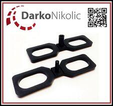 100 - 1000 Stück Abstandhalter 4 mm - 7 mm für Terrassendielen Distanzhalter