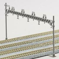 Kato 23-064 Caténaire Quatre Voies Large / Catenary Quadruple Track Wide 10pcs N