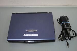 Compaq Presario 1600-XL155 CM2060 Vintage Laptop *defekt* (H440-6145-17-A24)