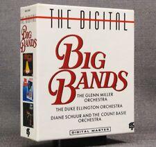 THE DIGITAL BIG BANDS (3 CD Box Set)1988->Miller/Ellington/Basie..Pristine NOS