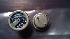 1pc Arcotronics Castanet 55/125/56  680uF 15Vdc Wet Tantalum Button Capacitor