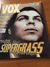 VOX April 1997 - Supergrass Cover