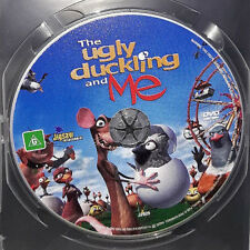 The Ugly Duckling and Me - DVD - Region 4 - Disc Only