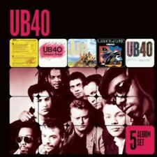 UB40 - 5 Album Set (Mini LP Sleeve, 5 Disc) CD NEW