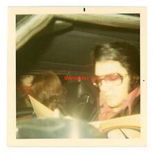 """ELVIS PRESLEY ~ Original Vintage Photo ~ Glossy 3.5"""" X 3.5"""" ~ """"A KODAK PAPER"""" ~"""