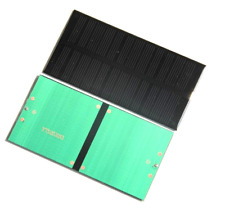 1W/6V/150MA Solar Panel Poly DIY Small Cell Charger For Light Battery Phone