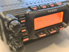 YAESU FT-857D with YSK-857 and YF-122S SSB Filter, 2016 Late Model, Mint!